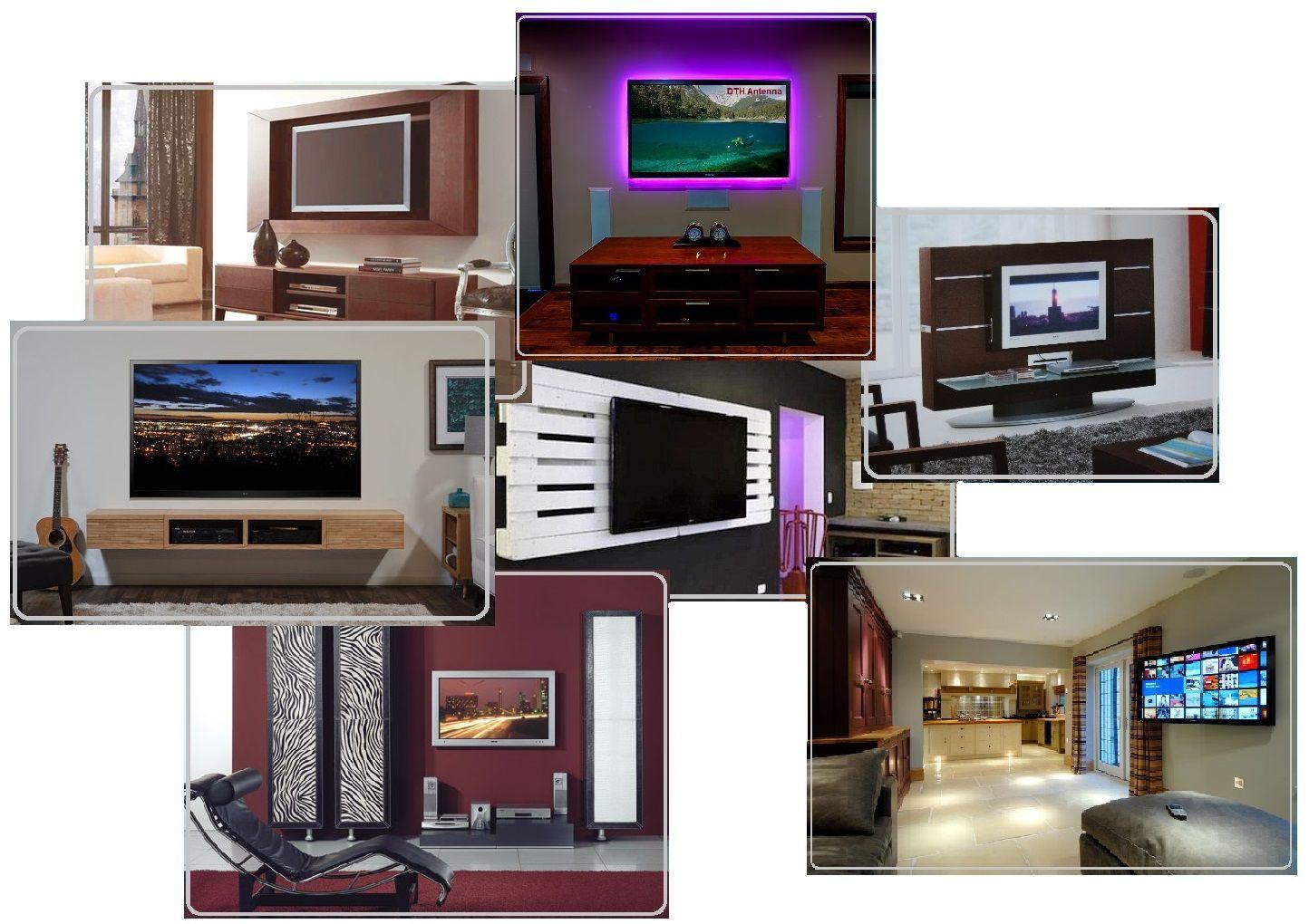 Tv felszerelés