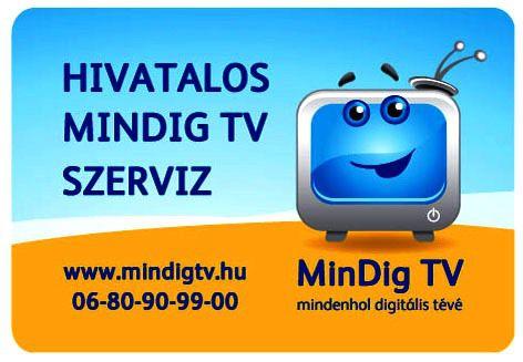 MinDig Tv hivatalos szerelője