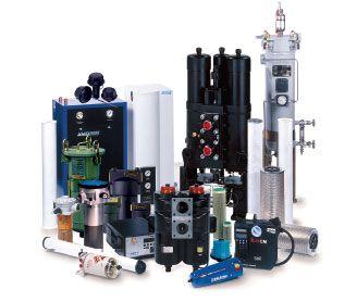Fluidtechnikai komponensek