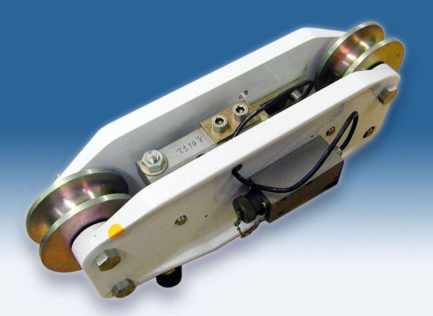 3 korongos kötélerőmérő