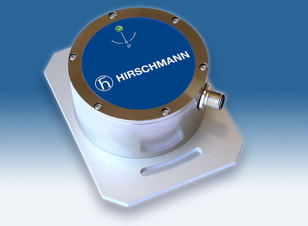 Kapacitív szögmérő