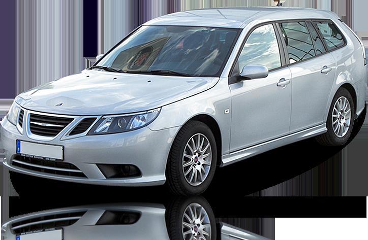 Saab Részecskeszűrő tisztítás