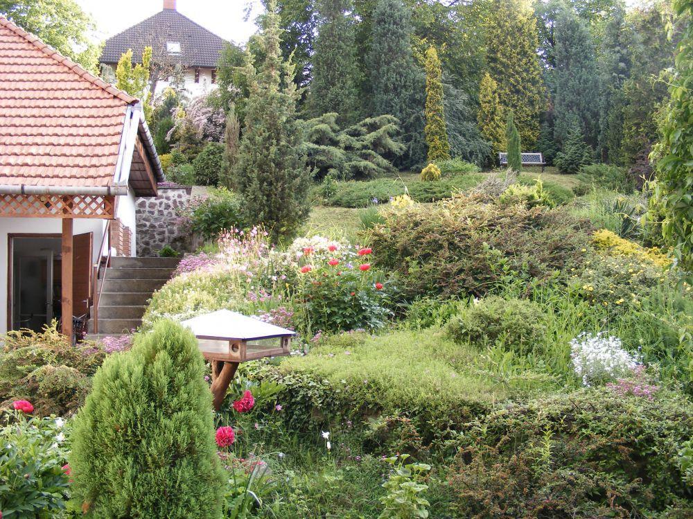 A kácsi kapusi kert tavasszal