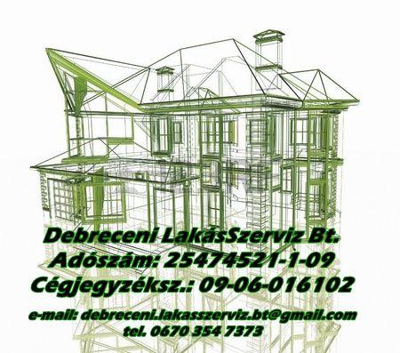 Debreceni Lakasszerviz Bt. 06703547373