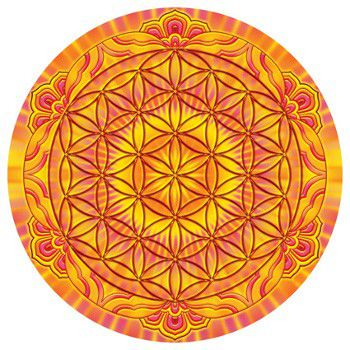 Thrive mandala