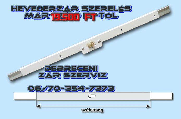 Debreceni Zárszerviz 06703547373